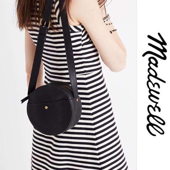 f2b5b0416 Madewell Handbags - ⭐ RARE Madewell Marfa Circle Crossbody Bag